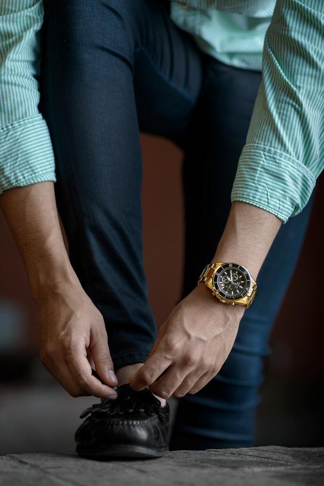 Ubrania i akcesoria dla szczupłych mężczyzn